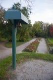 Garden bell Stock Photo