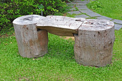 Garden Bench Royalty Free Stock Photography