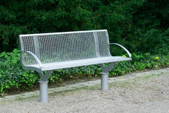 Garden bench Stock Photography