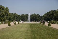 Garden in Berlin Royalty Free Stock Photos