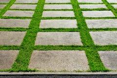 Garden Blocks Royalty Free Stock Photography
