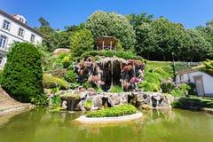 Garden at Bom Jesus Royalty Free Stock Image