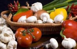 Garden Bounty Royalty Free Stock Photography