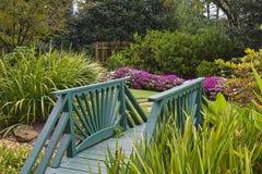 Garden Bridge Stock Image