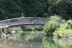 Garden Bridge Royalty Free Stock Image