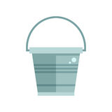 Garden Bucket Icon Stock Images