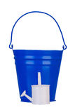 Garden bucket Royalty Free Stock Image