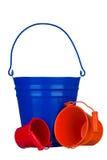 Garden bucket Stock Image