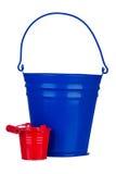 Garden bucket Stock Photos