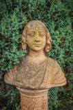 Garden Bust Stock Photography