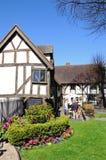 Garden cafe, Shrewsbury. Royalty Free Stock Photography