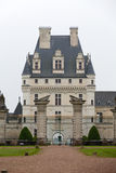 Garden and Castle of Valencay Stock Photography