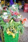 Garden centre Stock Image