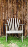 Garden Chair Stock Photography