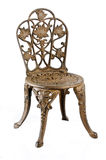 Garden chair Stock Image