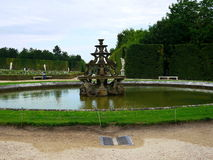 Garden Chateau de Versailles Stock Photo