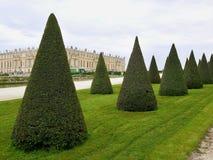 Garden Chateau de Versailles Stock Images