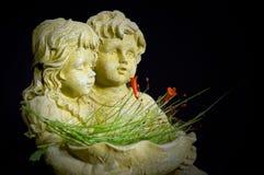 Garden Children Stock Photography