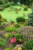 Garden in Cornwall Royalty Free Stock Photos