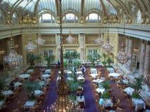 Garden Court Restaurant, San Francisco, California Stock Photography
