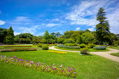 Garden Crystal Palace Royalty Free Stock Photos