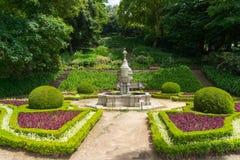 Garden Crystal Palace Stock Image
