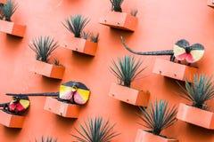 Garden decor styles Stock Photo