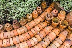 Garden decor styles Royalty Free Stock Photos