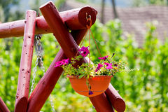 Garden decoration Stock Photography