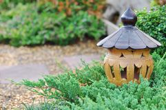 Garden decoration Stock Photography