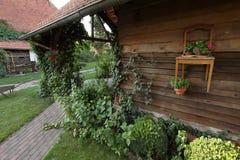 Garden decoration Stock Images