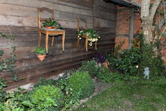 Garden decoration Royalty Free Stock Image