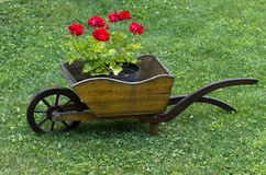 Garden decoration Stock Images