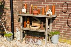 Garden decoration outdoor Stock Photography