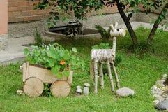 Garden design Stock Image