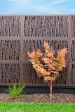 Garden design ideas vertical image Royalty Free Stock Images
