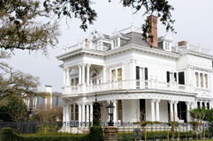Garden district Stock Photography