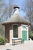 Garden dome from Meppel Stock Images