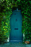 Garden Door Stock Photography