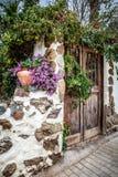 Garden Door Royalty Free Stock Photo