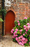 Garden doorway Stock Photography