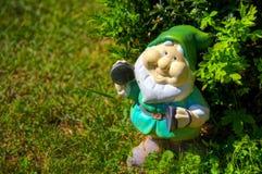 Garden dwarf Stock Image