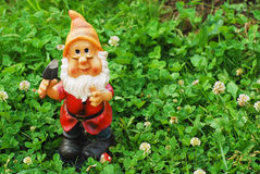 Garden dwarf Stock Photos