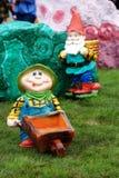 Garden dwarfs Royalty Free Stock Image