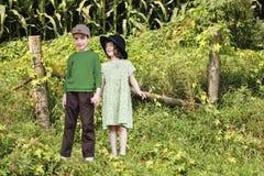 Garden of Eden Stock Photo