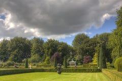 Garden Estate Borg Verhildersum Royalty Free Stock Photography