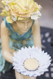 Garden Fairy Royalty Free Stock Photo