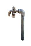 Garden faucet Stock Images