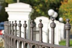 Garden_fence fotos de stock royalty free
