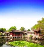 Garden of Fisherman in Suzhou, China Stock Photography